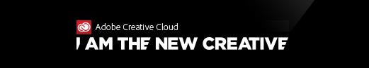 Adobe New Creative Banner