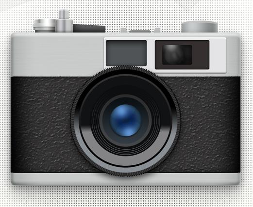 Camera Creation closeup